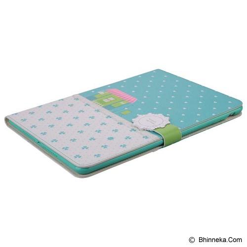 BASEUS Flower Case for Apple ipad air Lucky Clover [LTAPIPAD5-FW06] - Casing Tablet / Case